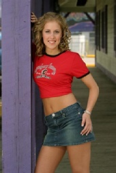 Brittany - Sunshine Girl May 2004