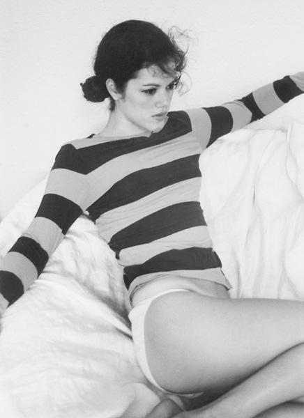 Lauren - striped shirt