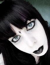 faeriehead - gothic headshot effects in photoshop