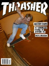 Alston Alston - For Thrasher Magazine