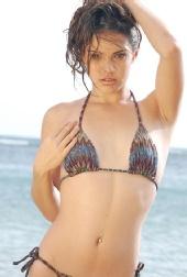 tasha woodfall - String Bikini