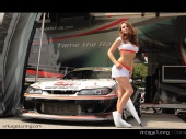 pinksnowbunny - Hankook Tires Tear Sheet
