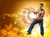 Rivan Lim - Fire Boy