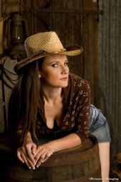 Shelby Ford - Cowgirl Up