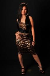 APRIL B. - Leopard Print Fashion
