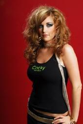 Lauren - salon kroma shoot