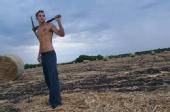 Flip Ashley - cornfield