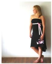 Brittney - Black and Pink