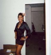 Adrianna - in my evening dress