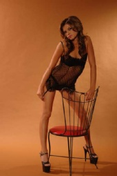 elena toomb - Sexy Stance
