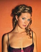 Stephanie Tripp - Front Cover Pout Magazine