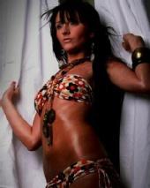 Sarah Lou - Bikini Shoot