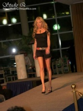 Nikki - Fashion week cleveland runway