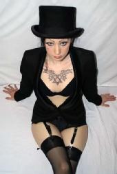 Lisa Heart - cabaret