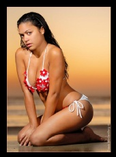 Jessica Rivera - Beach