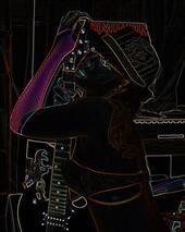 Silvia Moon - hot neon