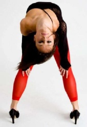 sasha berridge - backbend