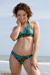 Dani - My blue bikini