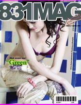 Casandra Eileen - 831 MAG Cover Girl