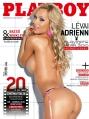 Adrienn Lévai - Playboy nov 2010-Hungary