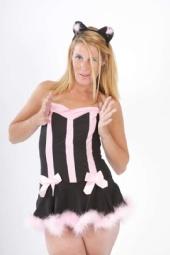 tweety - bunny costume