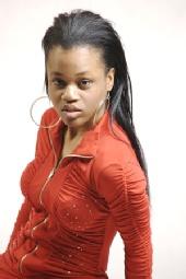 Shakiyla Newbe - Red Fitted