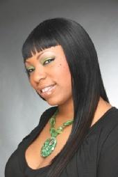 Ms Franklin - Ms Franklin gone green!