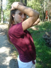 Lizzy - Pic of me at camp
