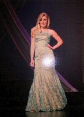 Morgan Higdon - Miss Kentucky Teen USA 2008 Pageant