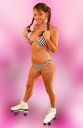 Asian Barbie - Sk8er girl