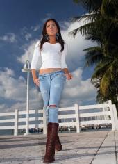 Caryn B - Test Shoot for Ocean Drive Magazine