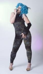 tuhrez - White Chocolate - my drag queen persona