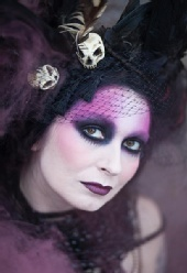 Druidess Of Midian - Victorian Gothic Fashion
