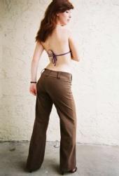 Jessica Lazar - Over the shoulder