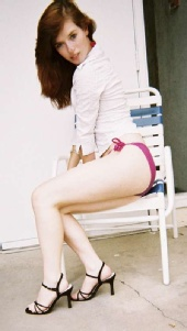 Jessica Lazar - Sitting