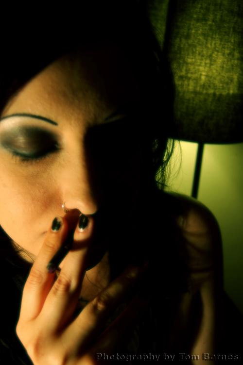 Betty Mankiller - Cigarette Sleaze