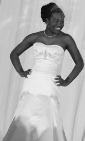Ebony Bryan - Bridal Fashion Show