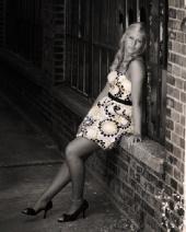 Kelsey - kelsey in alley