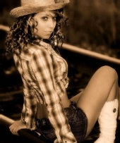 Alexis - cowgirl