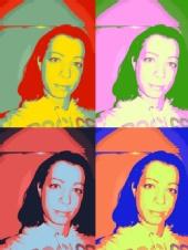 Adrienne Kriedt - Adrienne- Warhol