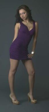 Lila June - Dominican Model