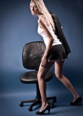 Jenn - office chair