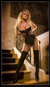 Brooke Diane Williams - Shoot at LA Mansion