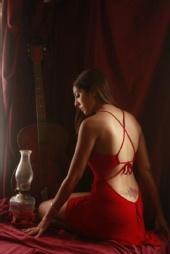 heavenstreasuredangel - A Girl A Guitar And A Lamp