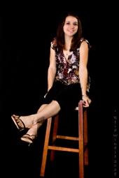 Hannah Cutie - With my feet up