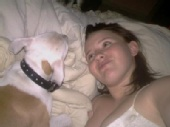 Sammi - My dog & I