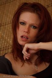 Melanie Drew - test shot
