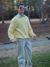 Daniel Hatcher - Golfing