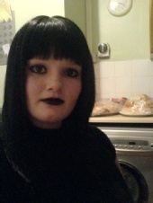 sarahlou - gothic - wig
