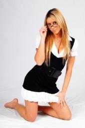 Alece Smith - sexy look